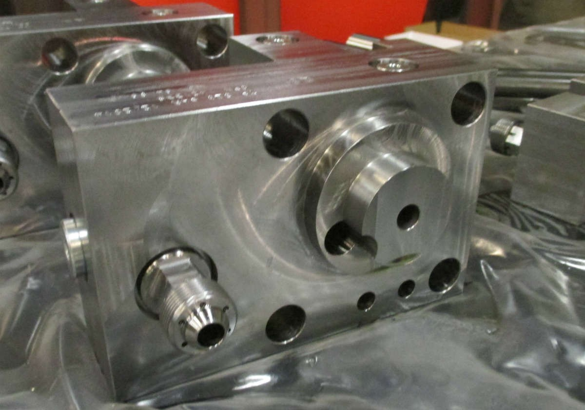 Hydraulikblok