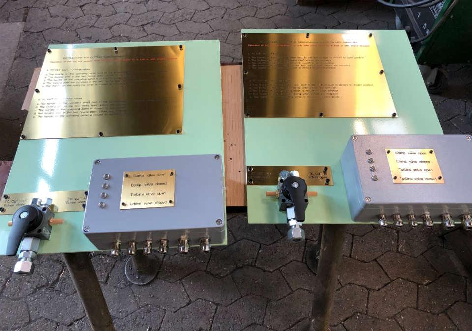 Control boards