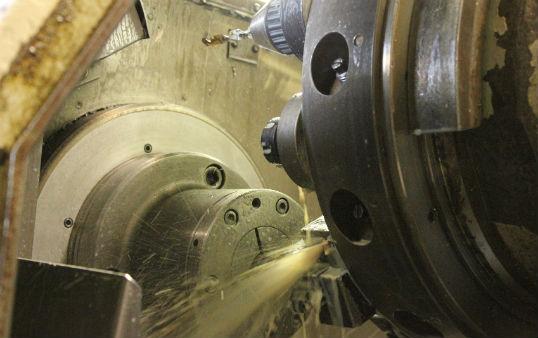 CNC maskinbearbejdning