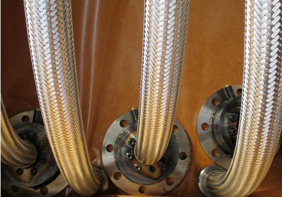 Branch pipe ventilation