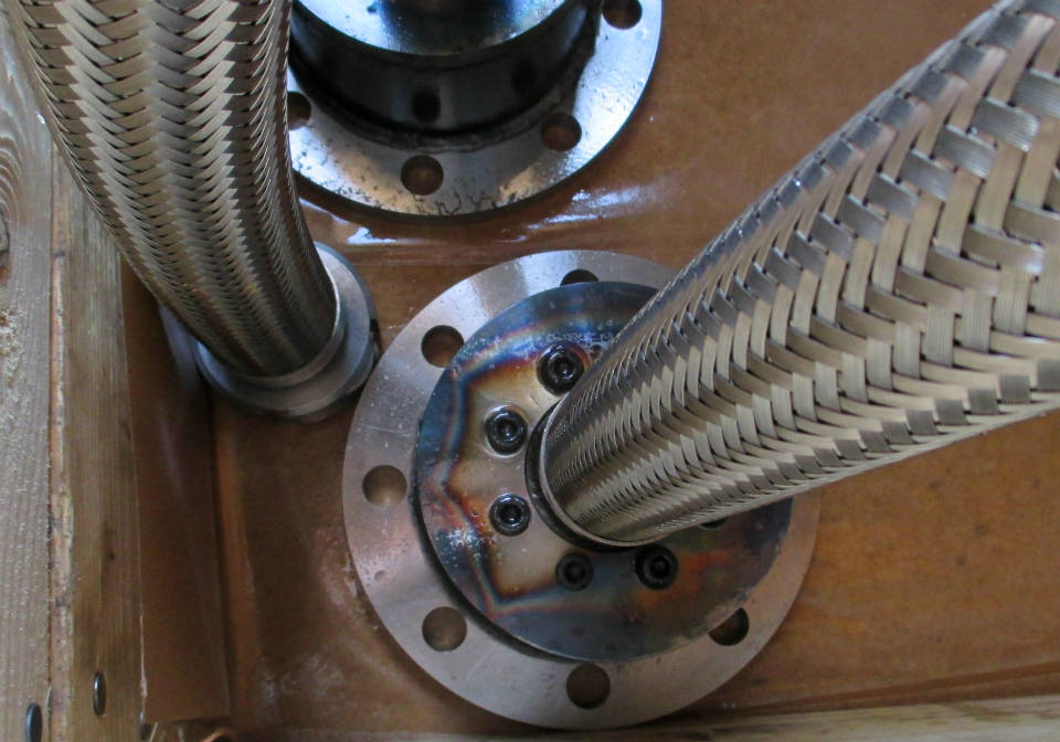 Ventilationsrørsystem